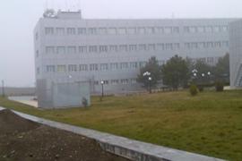 Реконструкция в аэропорту г. Симферополь