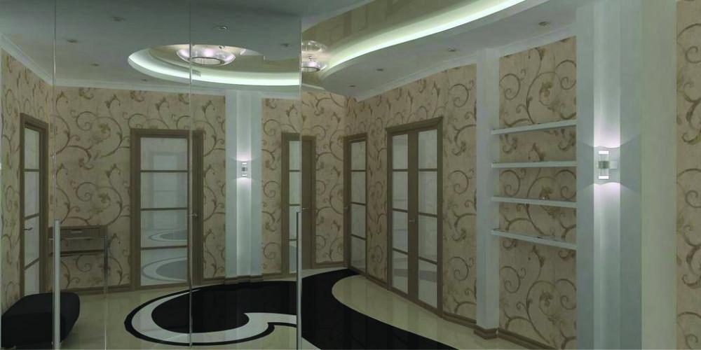 Внутренняя отделка стен реферат 3604